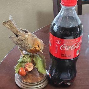 GIUSEPPE ARMANI  Bird figurine